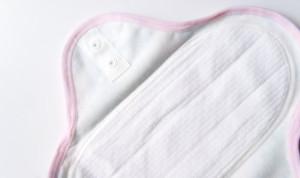 布ナプキンの装着方法